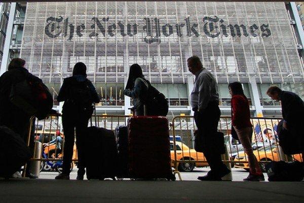 Zmeny v New York Times sleduje celý mediálny svet.