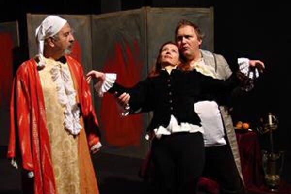 Odkaz cudného sukničkára. Dona Juana si zahrá Jozef Tkáč.