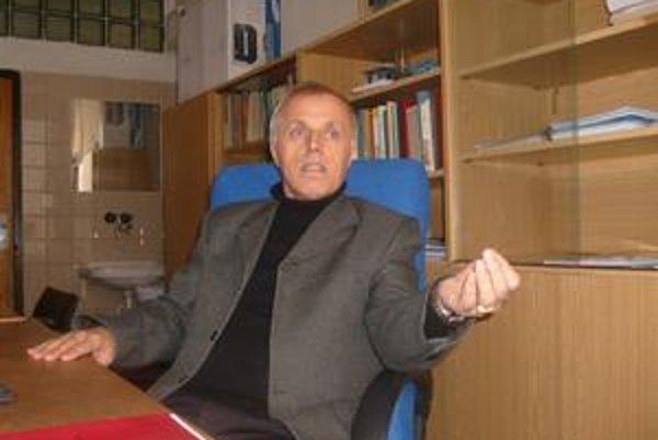 Ján Mojdis chce zmenu legislatívy.