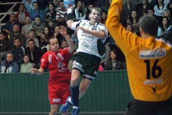 Radoslav Antl. Do klubovej zostavy sa vrátil v streleckej forme.