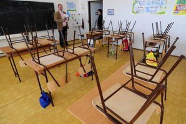 V prešovských mestských školách pribúda voľných miest.