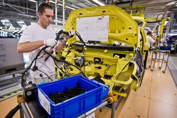 Pásy v automobilke Volkswagen by sa mohli aj zastaviť.