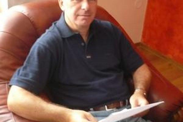Miloslav Chmeliar. Majiteľ Tatrana uvažuje o aj novom domovskom stánku.