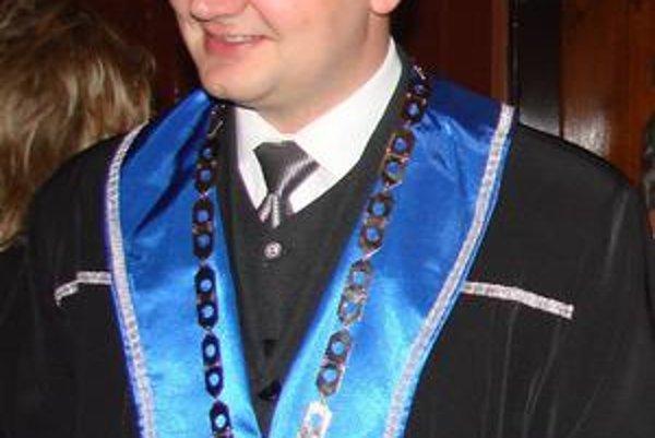 Marek Pribula. Rektor VŠMP ISM Slovakia v Prešove.