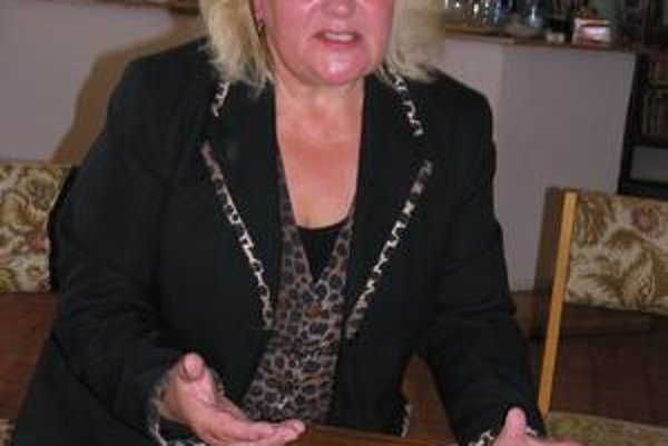 Marta Skalková. Riaditeľka KPOH.