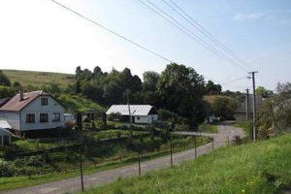 Šemetkovce. V katastri obce má vyrásť veterný park za takmer 60 miliónov eur.