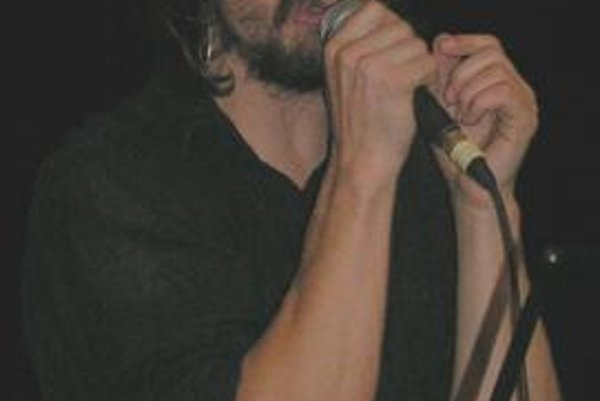 Dan Bárta. Znovu zahviezdil na festivale Prešov Jazz 2009.