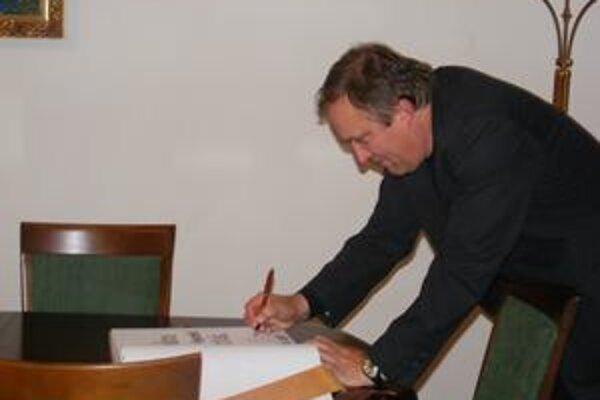 Eugenij Ivanovič Libezňuk v Prešove pôsobí už 23 rokov.