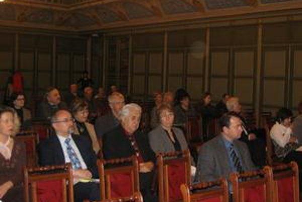 Rokovanie ducha a rozumu. Po siedmich rokoch opäť zasadalo Valné zhromaždenie Kolégia evanjelickej inteligencie východného Slovenska.