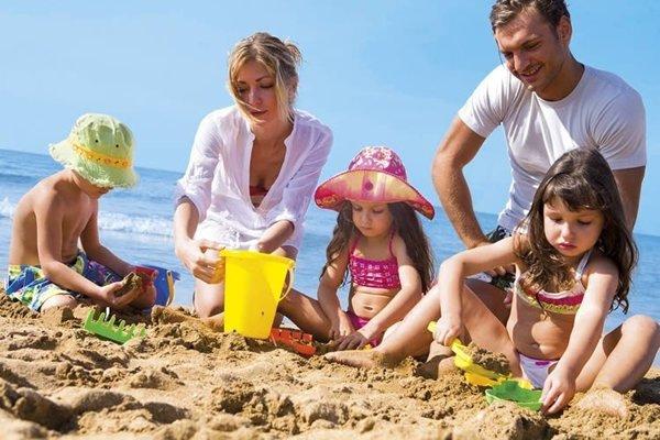 Tipy na last minute dovolenku pre rodiny s deťmi.