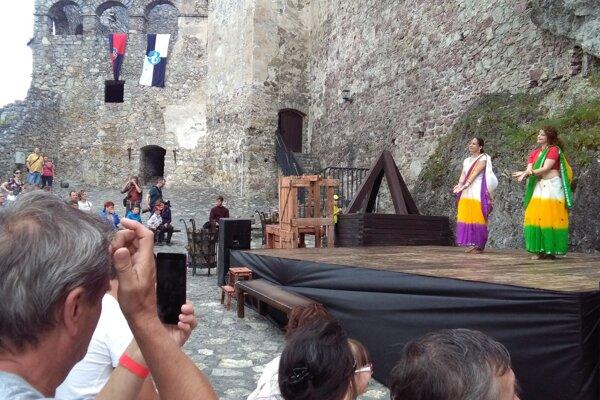 Takmer štyritisíc návštevníkov prišlo počas víkendu na hradné dni do Strečna.