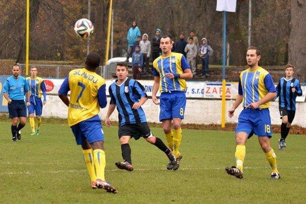Posledný zápas Slavoja. V rozlúčke s druhou ligou nastúpi proti Dolnému Kubínu.