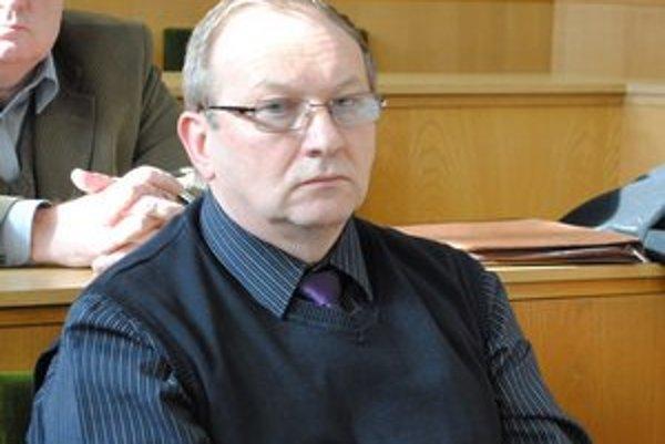 Marián Brinček je náčelníkom od 2. februára. Do funkcie ho navrhol primátor.