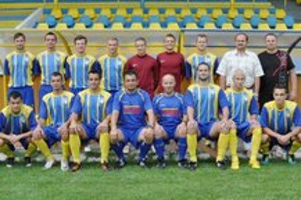 Trebišovčania pred novou sezónou. Vstúpia do nej pod vedením Vladimíra Rusnáka.
