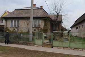 Dom, v ktorom našli mŕtveho dôchodcu.