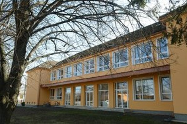 Školu obnovili za peniaze z eurofondov.