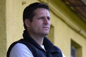 Tréner Róbert Žaludek. S nováčikom obsadil pekné deviate miesto.