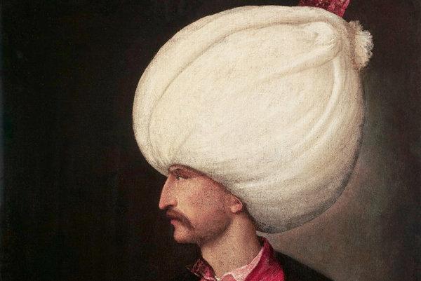 Osmanský sultán Sulejman I. Nádherný (1520 – 1566).
