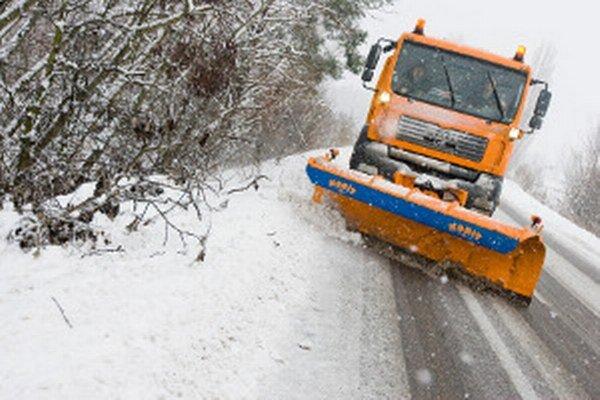 Budú odhŕňače túto zimu využité viac ako počas predchádzajúcej?