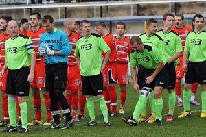 Uzovskí futbalisti by si radi udržali postavenie z jesene.