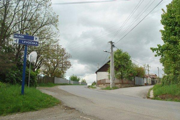 Lokalita, kde pribudnú nové ulice.