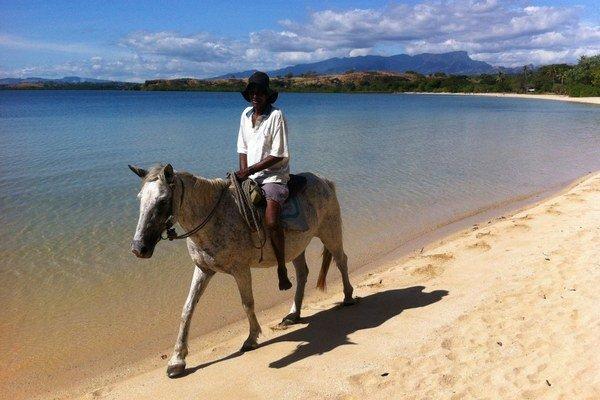 Pravá prímorská exotika na Fidži.