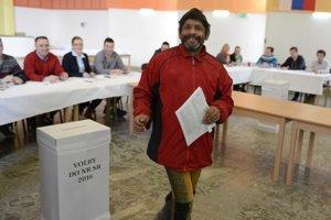 Voľby v Jarovniciach.