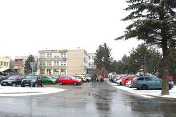 Lipany. Lekári sa z Komenského ulice presťahujú do mesta.