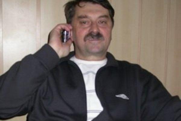 Jozef Križalkovič šéfuje organizačnému štábu memoriálu.