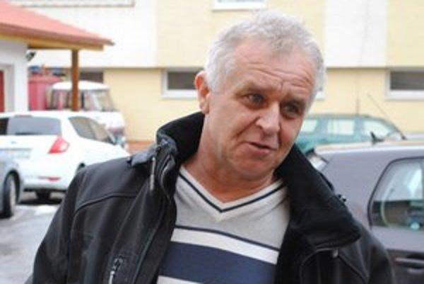 Náčelník MsP Ľubomír Semaník.