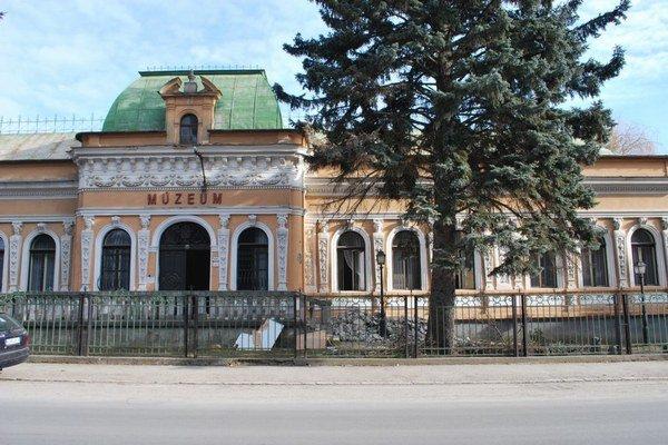 Banícke múzeum v Rožňave.