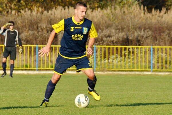 Gól. Jeden gól si na jeseň pripísal aj Zoltán Breuer.