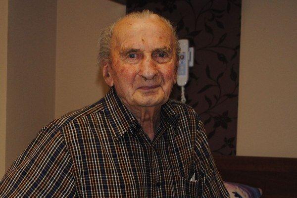 J. Hudák. Dožil sa krásnych 99 rokov.