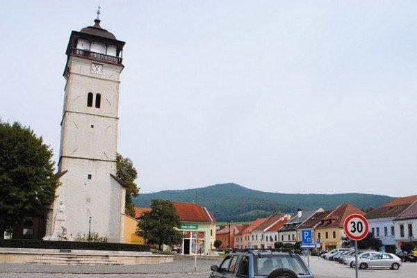 Mesto Rožňava.