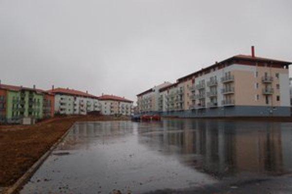 Byty Družba. Ďalších 64 bytoviek chce J. P. Stav pre mesto postaviť z vlastných prostriedkov.