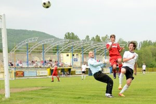 Rado Kuzma zostal pri streleckej chuti. Znova dal dva góly.