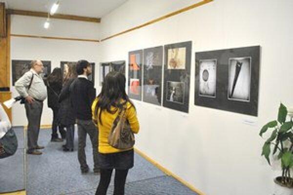 Prvá členská výstava. Vystavujú 32 fotografií od 16 autorov.