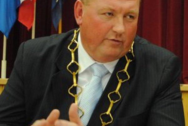 Pavol Burdiga bude primátorom dva roky.