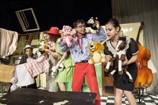 Divadelníci vlani odohrali 208 predstavení, v tomto roku je ich osud nejasný.