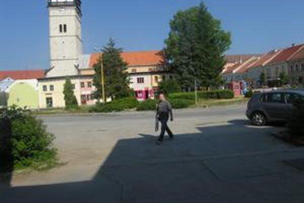 Rožňava. Je jedným z miest Gemera, ktoré bojuje s vysokou nezamestnanosťou.