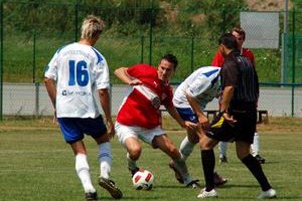 Cez víkend pokračovali futbalové turnaje.
