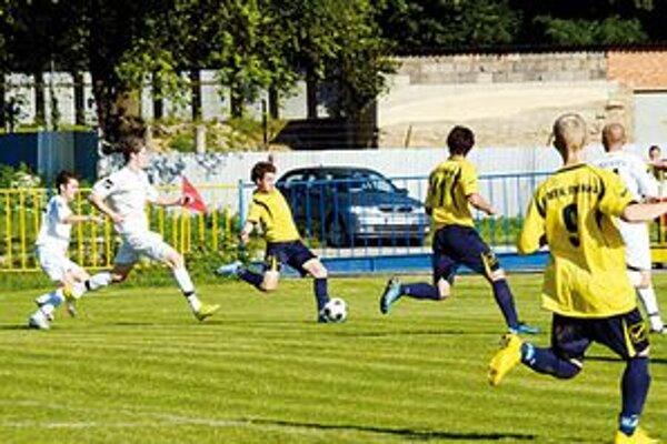 V drese rožňavského SP MFK sa vytiahol Martin Pollák. Postaral sa o vyrovnanie a veľký podiel mal aj na druhom góle.