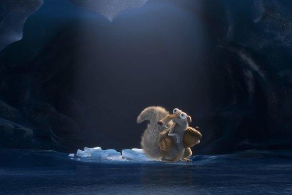 Doba ľadová: Mamutí tresk.