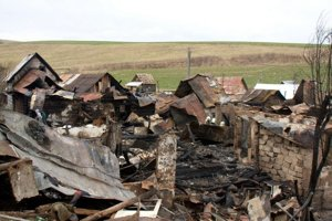 V marci tu zhorelo 19 chatrčí. O strechu nad hlavou prišlo 114 ľudí.