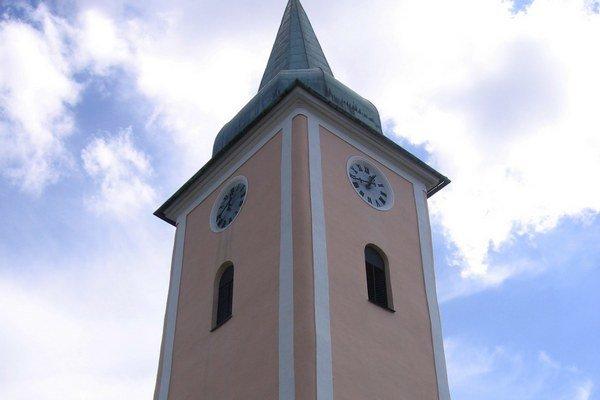 Kostol svätej Kataríny v Hertníku. Je v ňom vzácna relikvia troch kňazov.