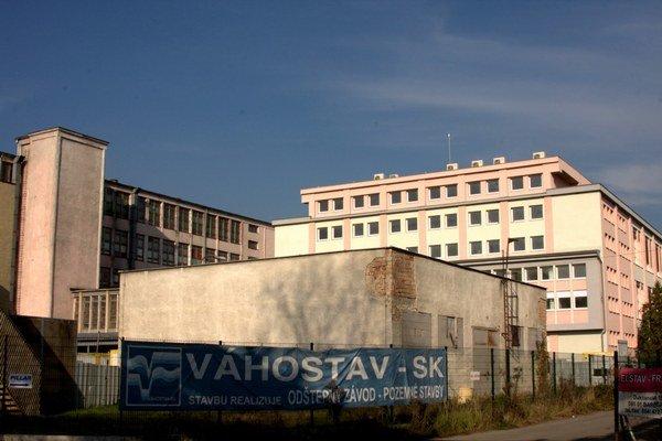 Bardejovský hnedý priemyselný park.