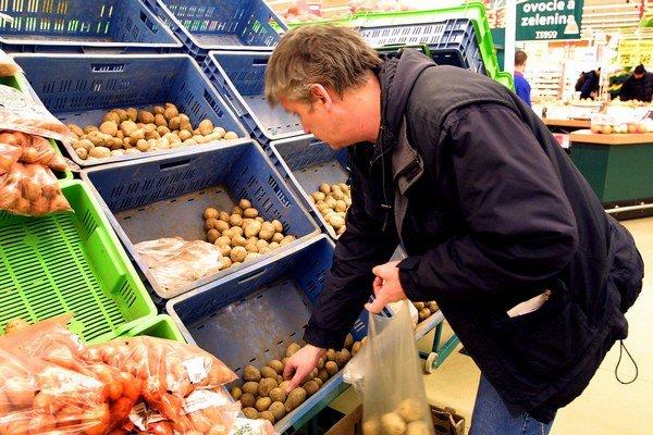 Zemiaky z Bardejova v obchodoch nekúpite.