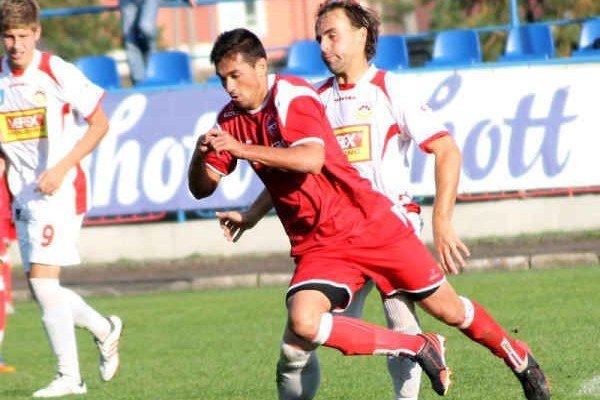 Dragan Andrič. Dal prvý gól za Partizán.