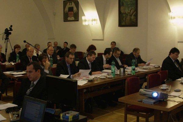 Bardejovskí poslanci schválili rozpočet.