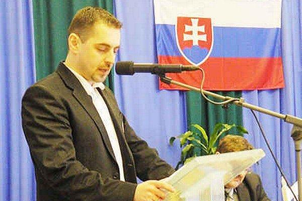 Občan Ján Hirčko. Za pozemok bol ochotný zaplatiť pôvodnú sumu.